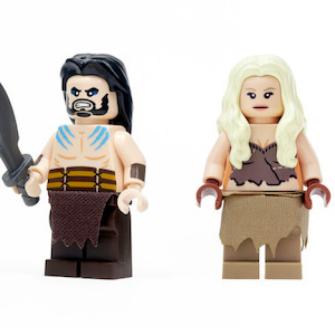 GAME OF THRONES LEGO'LARI SATIŞTA