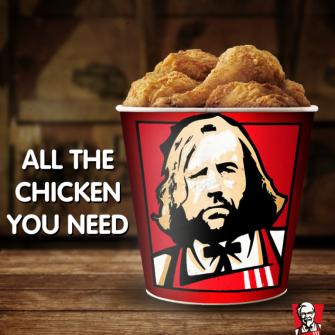 GAME OF THRONES USULÜ KFC