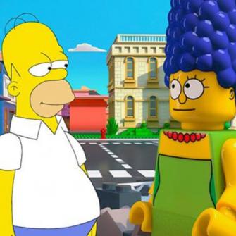 THE SIMPSONS, İHALEYE LEGO BULAŞTIRDI