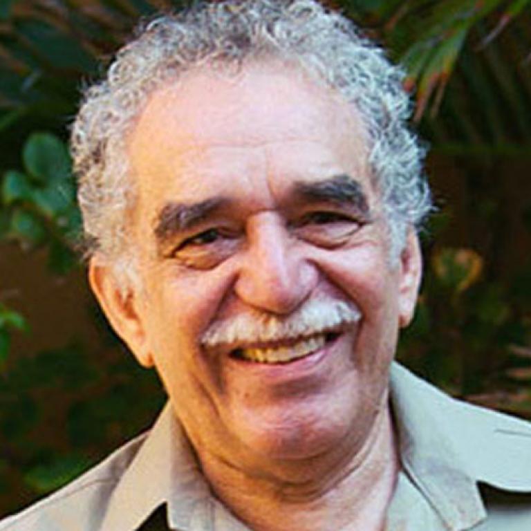GABRIEL GARCIA MARQUEZ'E SELAM