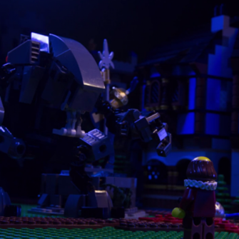 STAR TREK İLE SHAKESPEARE, LEGO'DA BİRLEŞTİ