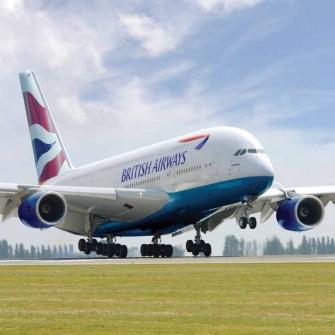 BRITISH AIRWAYS ÇÖPLE UÇAN UÇAKLARI HAYATA GEÇİRİYOR