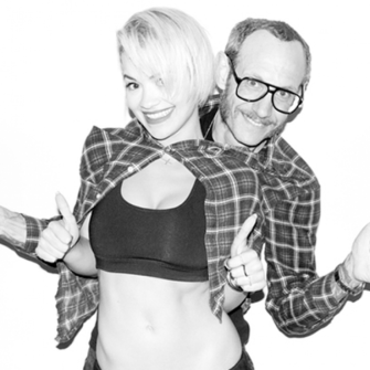 TERRY RICHARDSON FOTO İŞ BAŞINDA