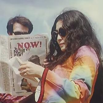 1967 LONDRA'SINA IŞINLAYAN VİDEO