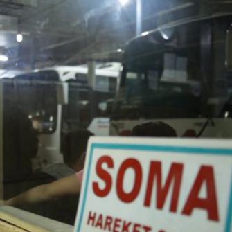 SOMA'DA BİR ÖMÜRLÜK 8 SAAT