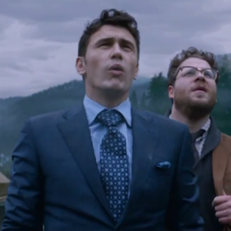 SETH ROGEN VE JAMES FRANCO'YA TUTUKLAMA KARARI