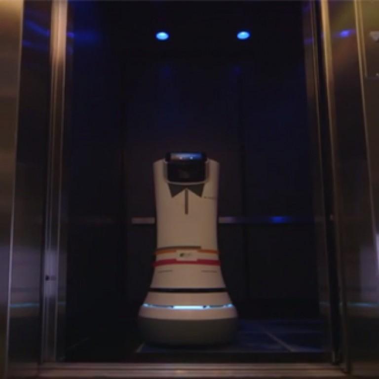 DÜNYANIN İLK ROBOT UŞAĞI HAYIRLI UĞURLU OLSUN