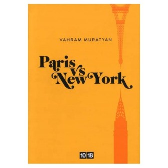 VAHRAM MURATYAN PARIS VE NEW YORK'U KAPIŞTIRIYOR