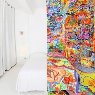 BEŞ YILDIZLI GRAFFITI OTEL'DE KONAKLAYIN