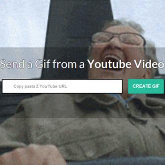 YOUTUBE'DA NE VAR NE YOKSA GIF YAPABİLECEĞİNİZ WEB SİTESİ
