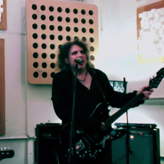 THE CURE'DAN THE BEATLES COVER'I