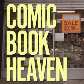 GECENİN VİDEOSU: COMIC BOOK HEAVEN
