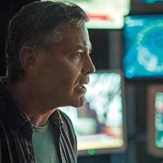 GEORGE CLOONEY, HUGH LAURIE, TOMORROWLAND, FRAGMAN