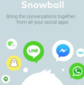 FENOMEN ADAYI CEP TELEFONU UYGULAMASI: SNOWBALL