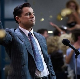 THE WOLF OF WALL STREET'E SYSTEM OF A DOWN MUSALLAT OLDU