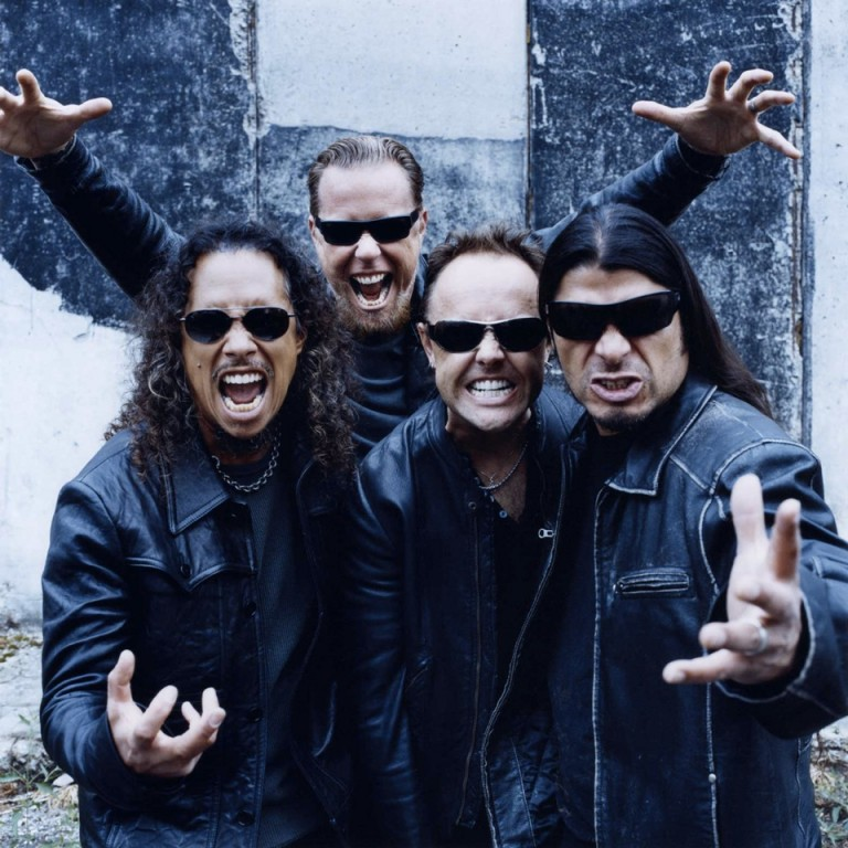 METALLICA'DAN THE LATE LATE SHOW'A KILL 'EM ALL ÇIKARMASI