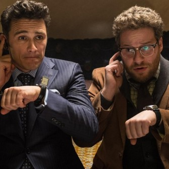 2014'ÜN KOMEDİ DURAĞI THE INTERVIEW'DAN YENİ FRAGMAN