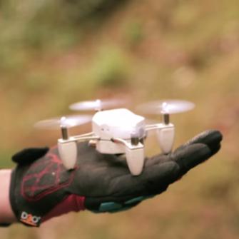 TÜM İŞİ SELFIE ÇEKMEK OLAN DRONE: ZANO