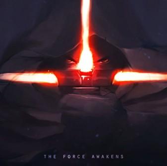 STAR WARS: THE FORCE AWAKENS POSTER PİYASASI ŞİMDİDEN KIZIŞTI