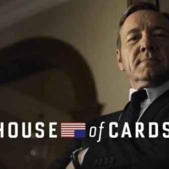 HOUSE OF CARDS'TAN İNSANI DURDUK YERE GEREN FRAGMAN