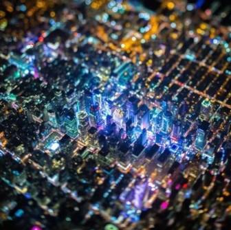 NEW YORK'U HİÇ BÖYLE GÖRMEDİNİZ (VALLAHİ GÖRMEDİNİZ)