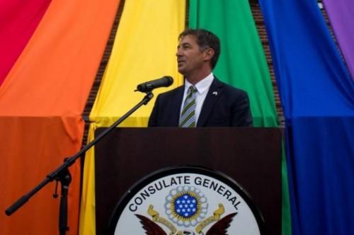 LGBTİ HAKLARI İÇİN DÜNYAYI GEZECEK İLK DİPLOMAT