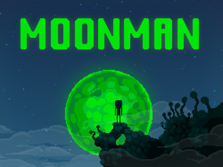 MINECRAFT'IN ANTİ TEZİ NİTELİĞİNDEKİ OYUN: MOONMAN