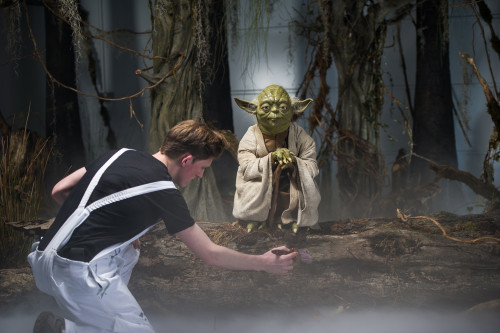 MADAME TUSSAUDS'NUN YENİ YILDIZI: STAR WARS