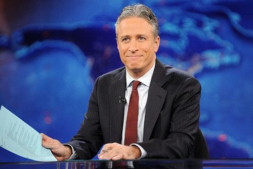JON STEWART, THE DAILY SHOW'A VEDA EDİYOR