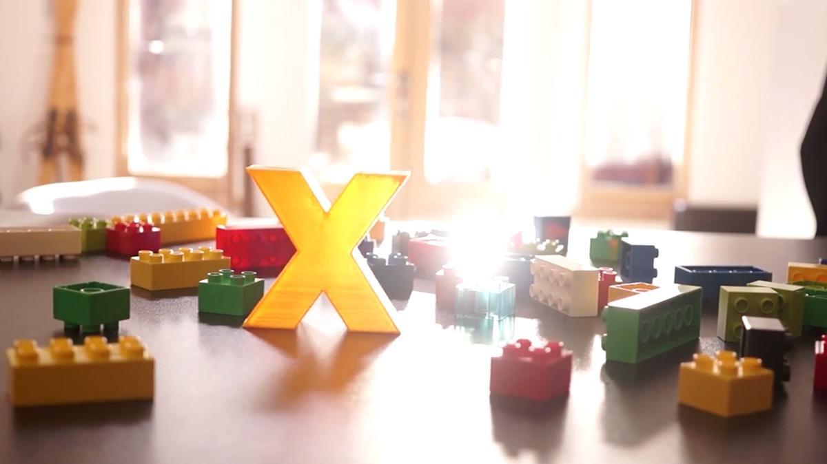 LEGO İLE YARATICILIĞIN SINIRLARINI ZORLAMAK: LEGO X