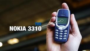 NOKIA 3310'UNU KIRMAK MÜMKÜN MÜ?