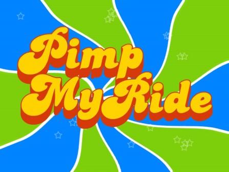 HER ŞEY BİR YALANMIŞ: PIMP MY RIDE