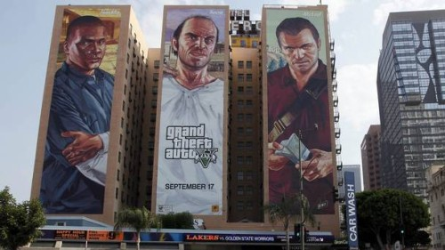 GRAND THEFT AUTO TELEVİZYONA TRANSFER OLUYOR