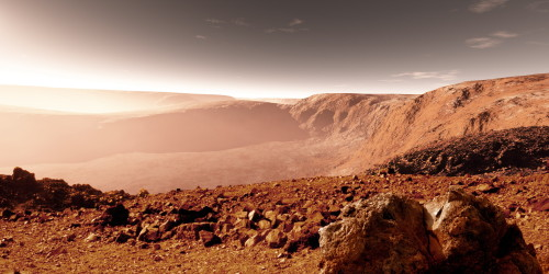 YAŞANABİLECEK EN KÖTÜ JET LAG: MARS'TAN DÖNMEK