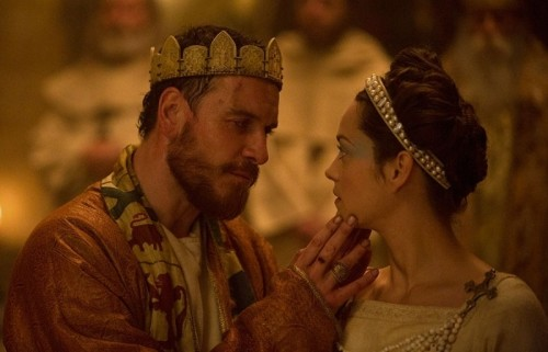 MICHAEL FASSBENDER VE MARION COTILLARD'LI MACBETH'TEN YENİ KARELER