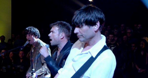 YENİ LATER… WITH JOOLS HOLLAND SEZONUNUN AÇILISI BLUR'DEN