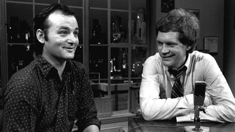 DAVID LETTERMAN'IN SON KONUKLARI: BILL MURRAY, EDDIE VEDDER, TOM HANKS