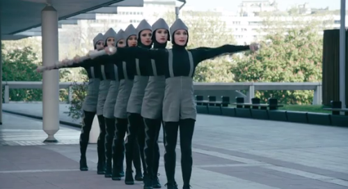 THE CHEMICAL BROTHERS'TAN MICHEL GONDRY'Lİ YENİ VİDEO