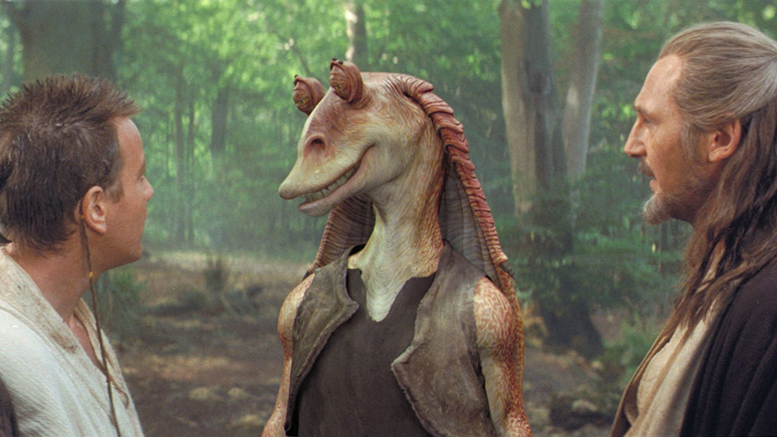 STAR WARS HAYRANLARINA MÜJDE: JAR JAR BINKS THE FORCE AWAKENS'TA ÖLEBİLİR