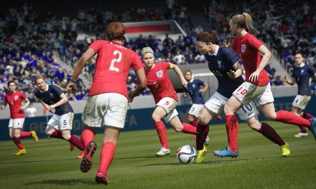 KADIN FUTBOL TAKIMLARI İLK KEZ EA SPORTS'UN FIFA SERİSİNDE YER ALACAK