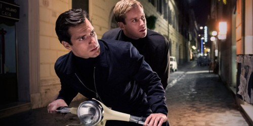 YENİ GUY RITCHIE FİLMİ THE MAN FROM U.N.C.L.E.'I SABIRSIZLIKLA BEKLEMEK