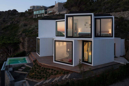 TASARIM HARİKASI: SUNFLOWER HOUSE