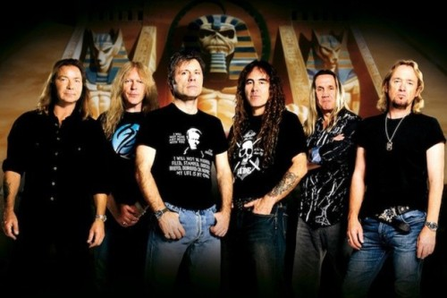 IRON MAIDEN'DAN İKİ CD'LİK YENİ ALBÜM: THE BOOK OF SOULS