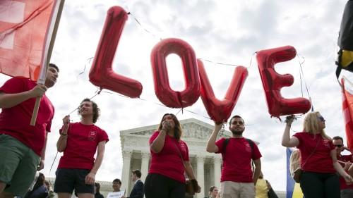 ABD'DEN TARİHİ KARAR: EŞCİNSEL EVLİLİK TÜM ÜLKEDE SERBEST HALE GELDİ