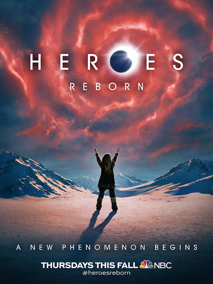 HEROES REBORN 24 EYLÜL'DE BAŞLIYOR