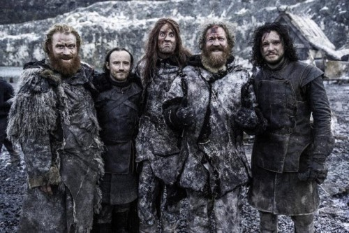 GAME OF THRONES'UN YENİ YILDIZI: MASTODON