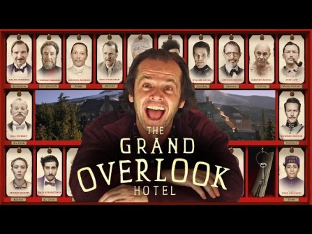 WES ANDERSON VE STANLEY KUBRICK SUNAR: THE GRAND OVERLOOK HOTEL