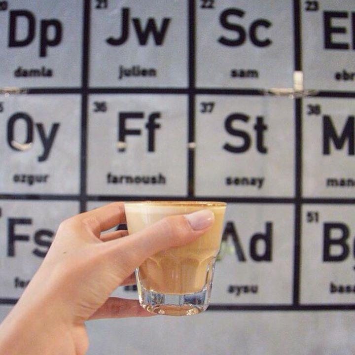 TÜM DÜNYA PARMAKLA GÖSTERİYOR: WALTER'S COFFEE