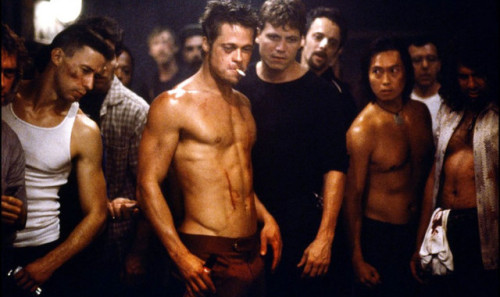 TRENT REZNOR'IN ÇILGIN FIGHT CLUB PROJESİ