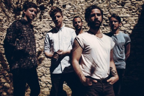 FOALS VE TEKNOSA BİRLİKTELİĞİ: MOUNTAIN AT MY GATES